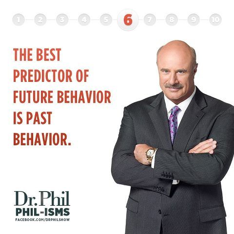 Meet Dr. Phil or go to one of his show! Meet any celebrity