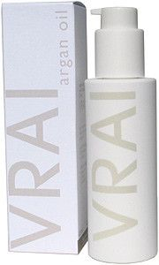 Fragonard Vrai Natural Argan Oil for Body and Hair