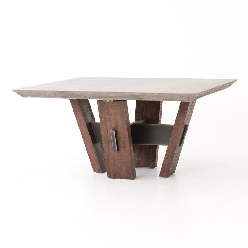 """France and Son Bonham Square Dining Table - 60"""" x 60"""" x 32.75""""h - $2,430"""