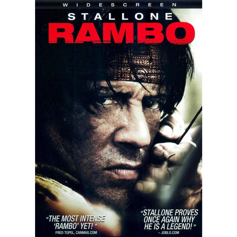 Rambo (WS) (dvd_video), Movies
