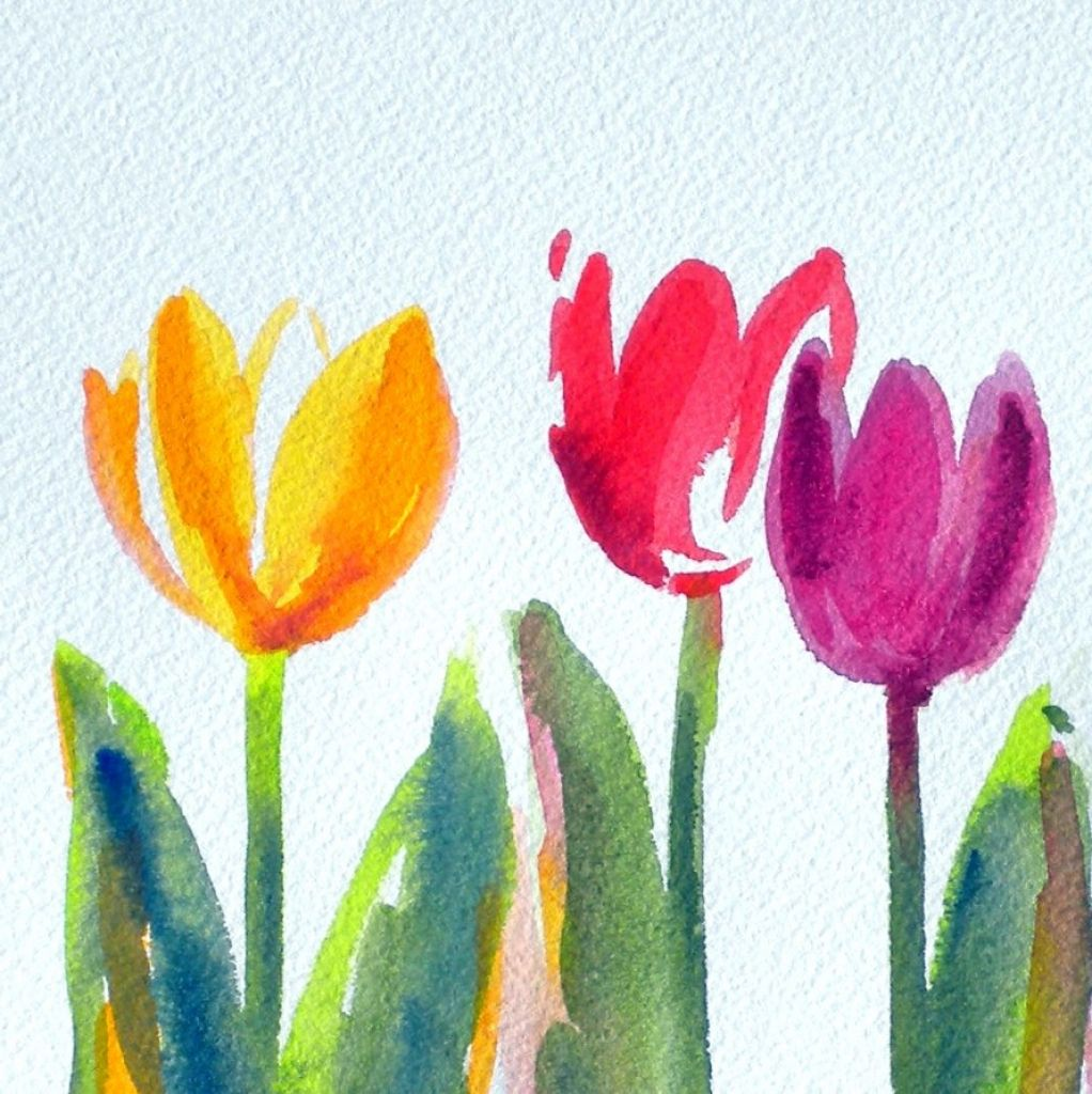 Watercolor Painting Ideas To Trace Wow Com Image Results With