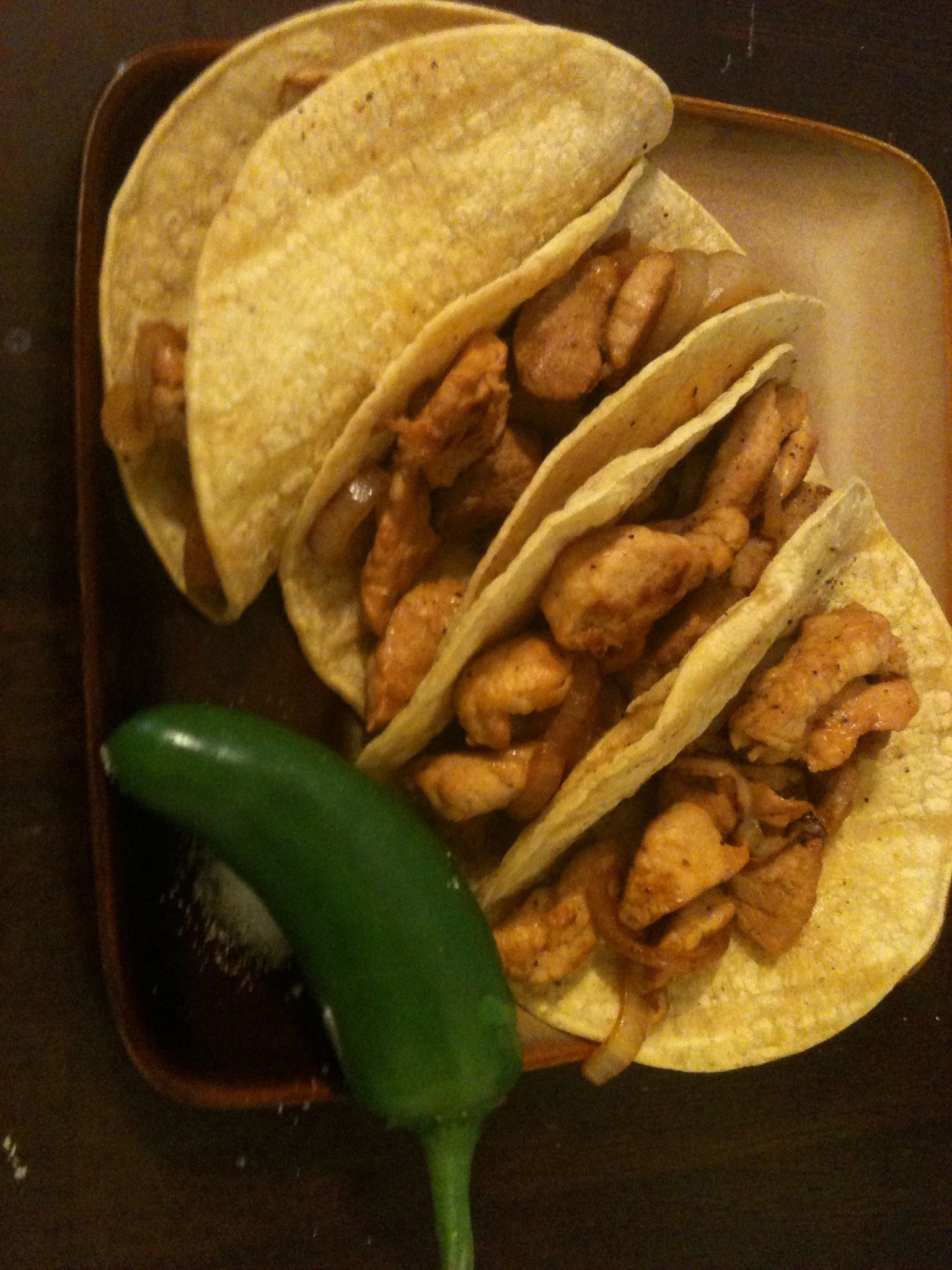 How to Make Easy Tacos De Boneless Pork Chops =D