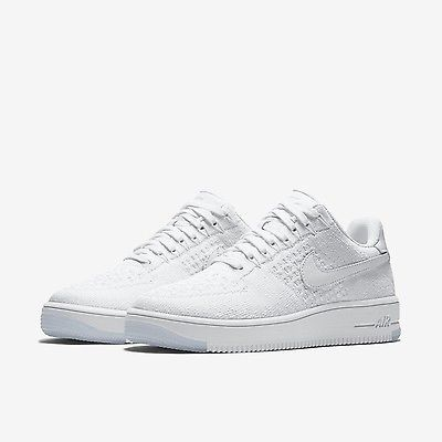 Women's Shoe Nike Air Force 1 Flyknit Low 820256-101