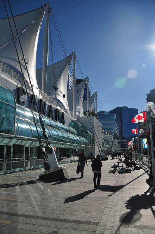 Canada Place, Vancouver, BC