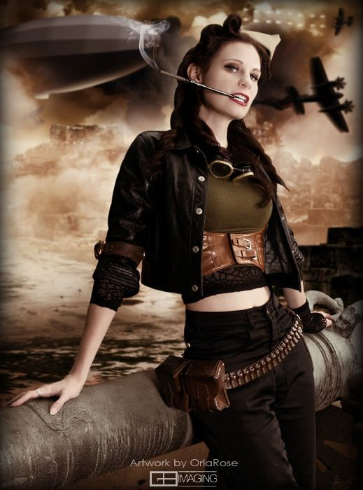 love the outfit #dieselpunk