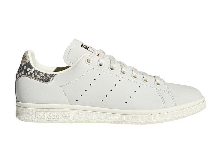 Adidas zapatillas stan smith blanco para mujer   Stan smith ...