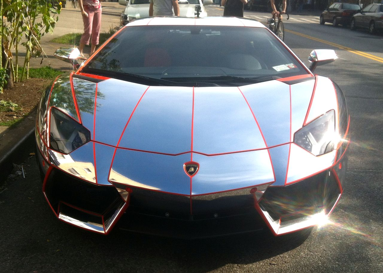 Google themes lamborghini