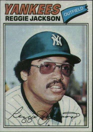 ... career high numbers during the regular season, Nettles hit an anemic .171 in the post season. Fortunately his teammate was Mr. October, Reggie Jackson.