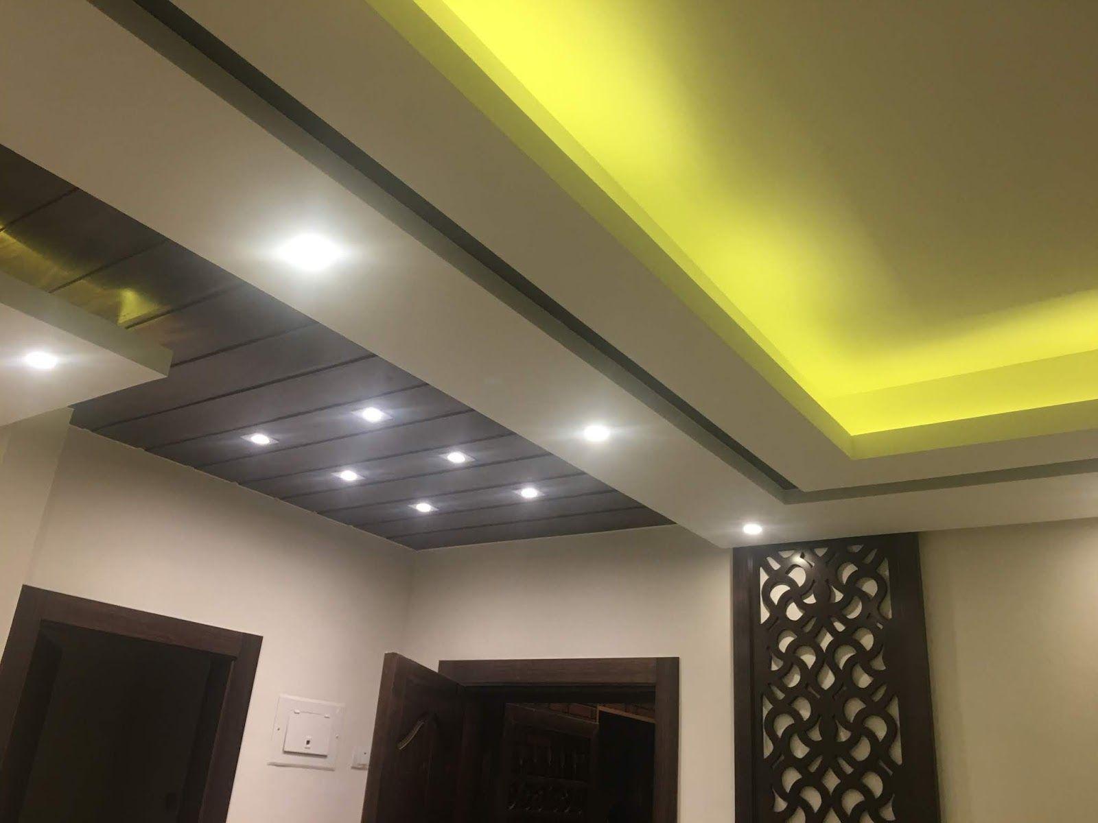 صور ديكورات جبسم بورد 2018 Gypsum Decoration Interior Design Design Interior Design Gypsum Decoration