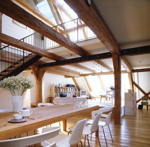 bildergebnis fuer interior bauernhaus alt modern fachwerk