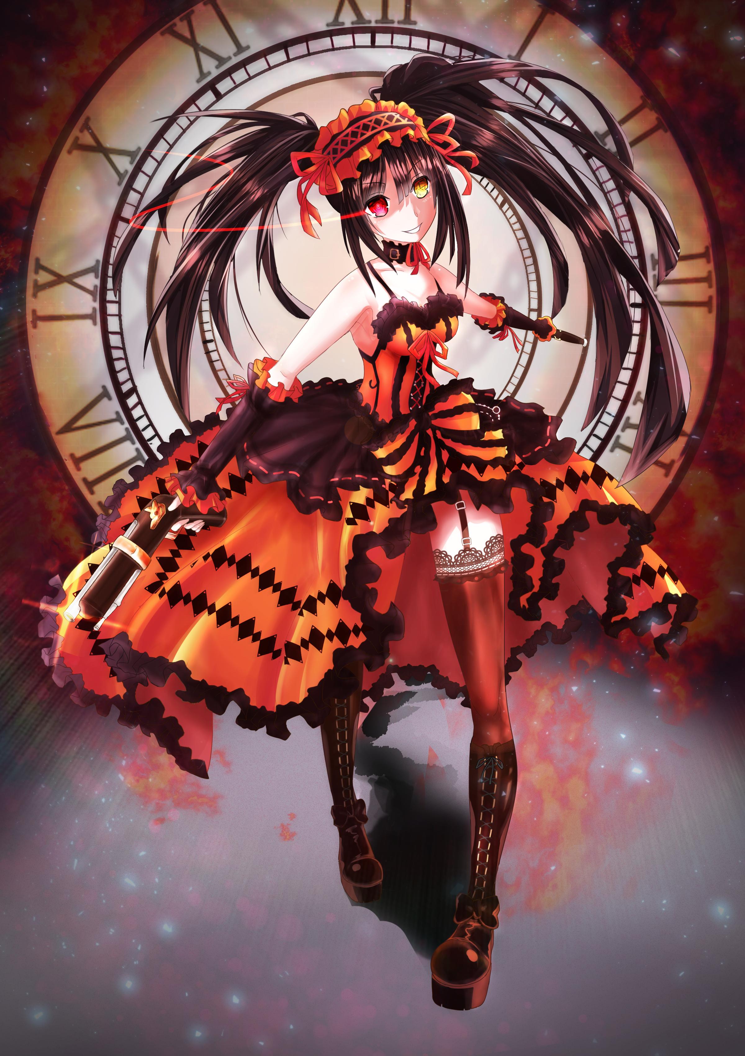 Pin by Furyaid on Kurumi Anime wallpaper, Date a live, Anime