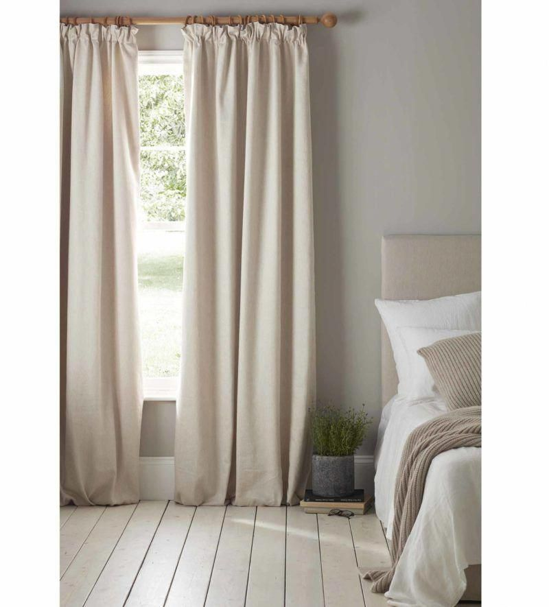 Natural Linen Blackout Curtains Made In Portugal Secret Linen