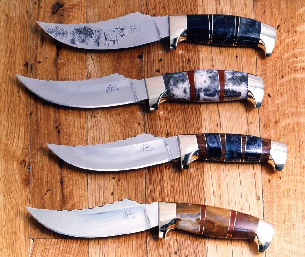 Hunting Knives Best Hunting Knives Knives Swords Knife Making