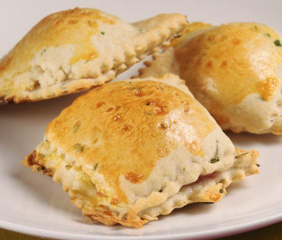 Panecillos de jamón y queso | Cocina y Comparte | Recetas