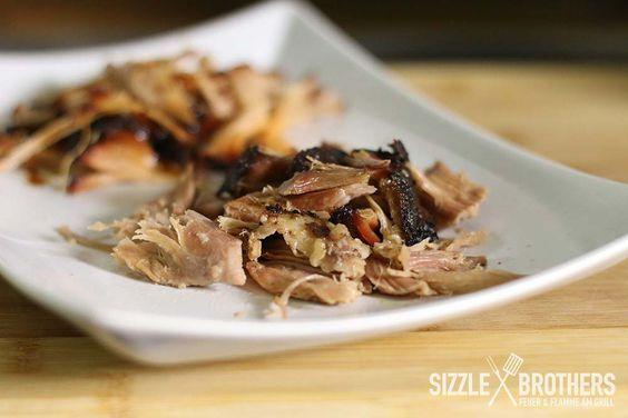 Pulled Pork Rezept Für Gasgrill : Funktioniert pulled pork vom gasgrill aber natürlich wir zeigen