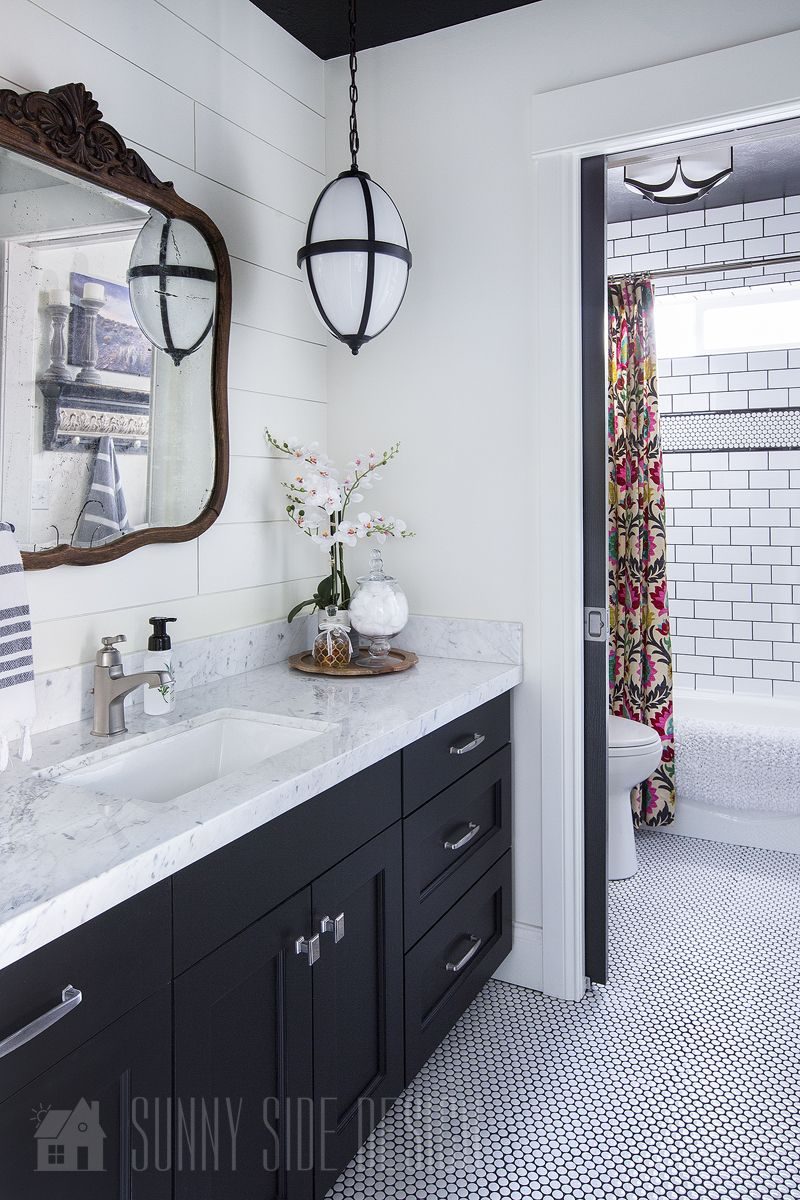 Bathroom Transformed | Drab to Fab