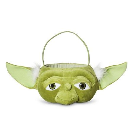 Star Wars Yoda Jumbo Plush Easter Basket