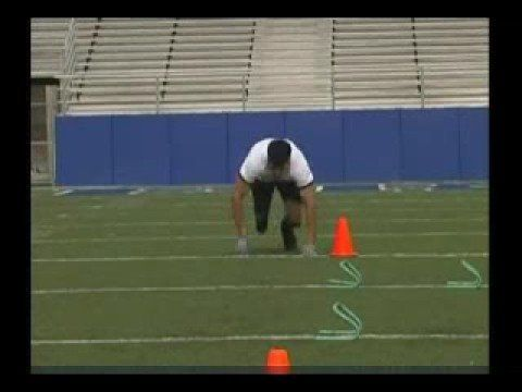 Learn Agility Training Drills For Football Speed My