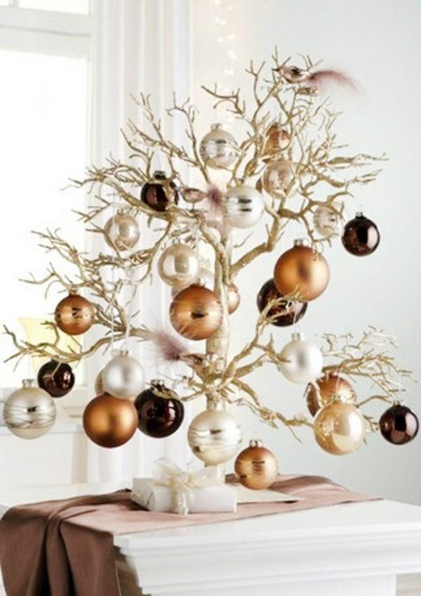 10 geniale christbaum alternativen die man gesehen haben muss diy bastelideen basteln - Christbaum alternative ...