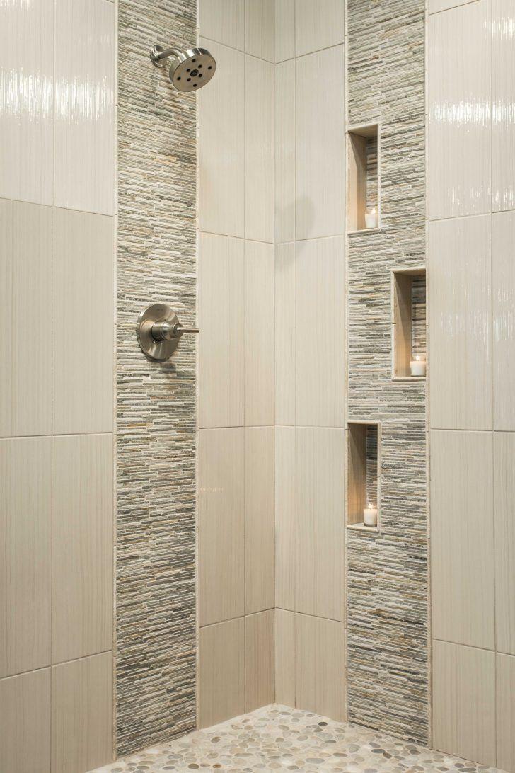 Interior Of The Best Small And Functional Bathroom Design Ideas Remarkable Bath Tile Desi Modern Shower Design Bathroom Remodel Shower Patterned Bathroom Tiles