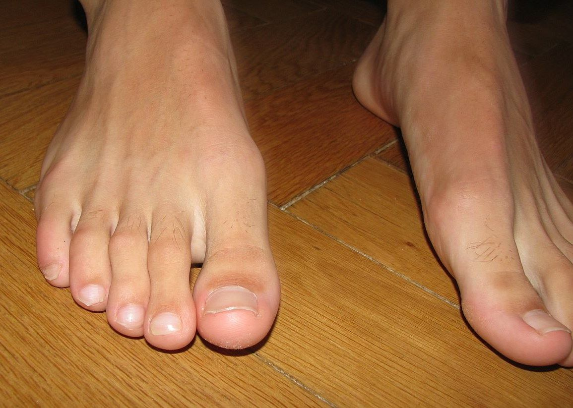 Awesome feet