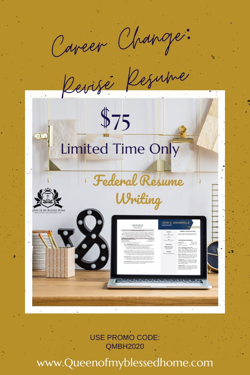 Federal Résumé Writing Resume writing, Federal resume