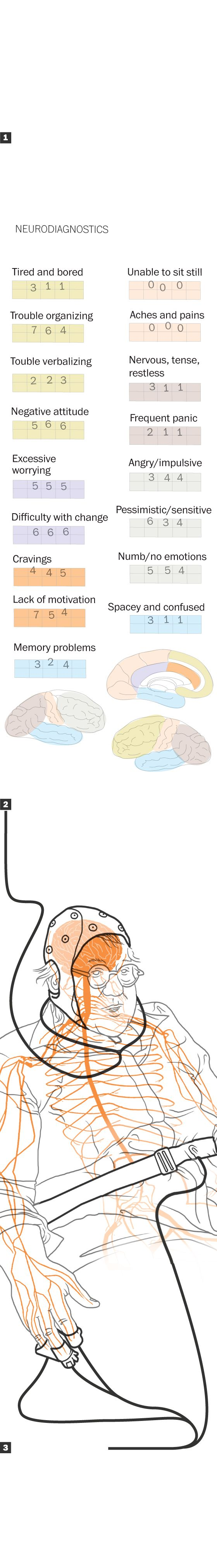 Brain hacking: The Mind's Biology | The Washington Post