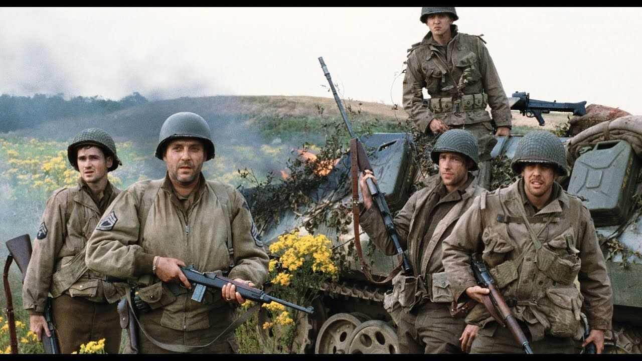 Saving Private Ryan 1998 War Movies HD YouTube Free