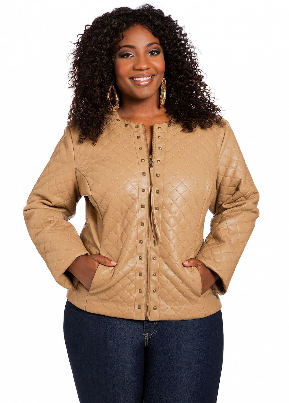 Womens Plus Size Coats And Jackets Plus Size Outerwear Plus Size Coats Plus Size Outfits [ 1393 x 1000 Pixel ]