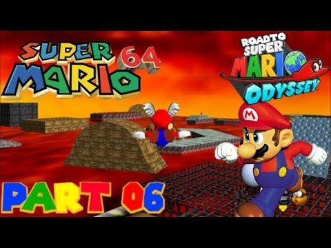 Fly Into Freedom Road To Super Mario Odyssey Super Mario
