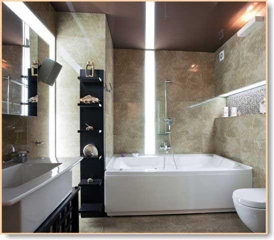 Modern Bathroom Lighting Designs | Contemporary bathroom lighting ...