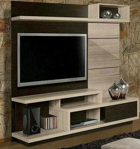 Modern Tv Cabinets Wooden Tv Wall Units Design Ideas 2019 Modern Tv Wall Units Tv Wall Unit Tv Unit Decor