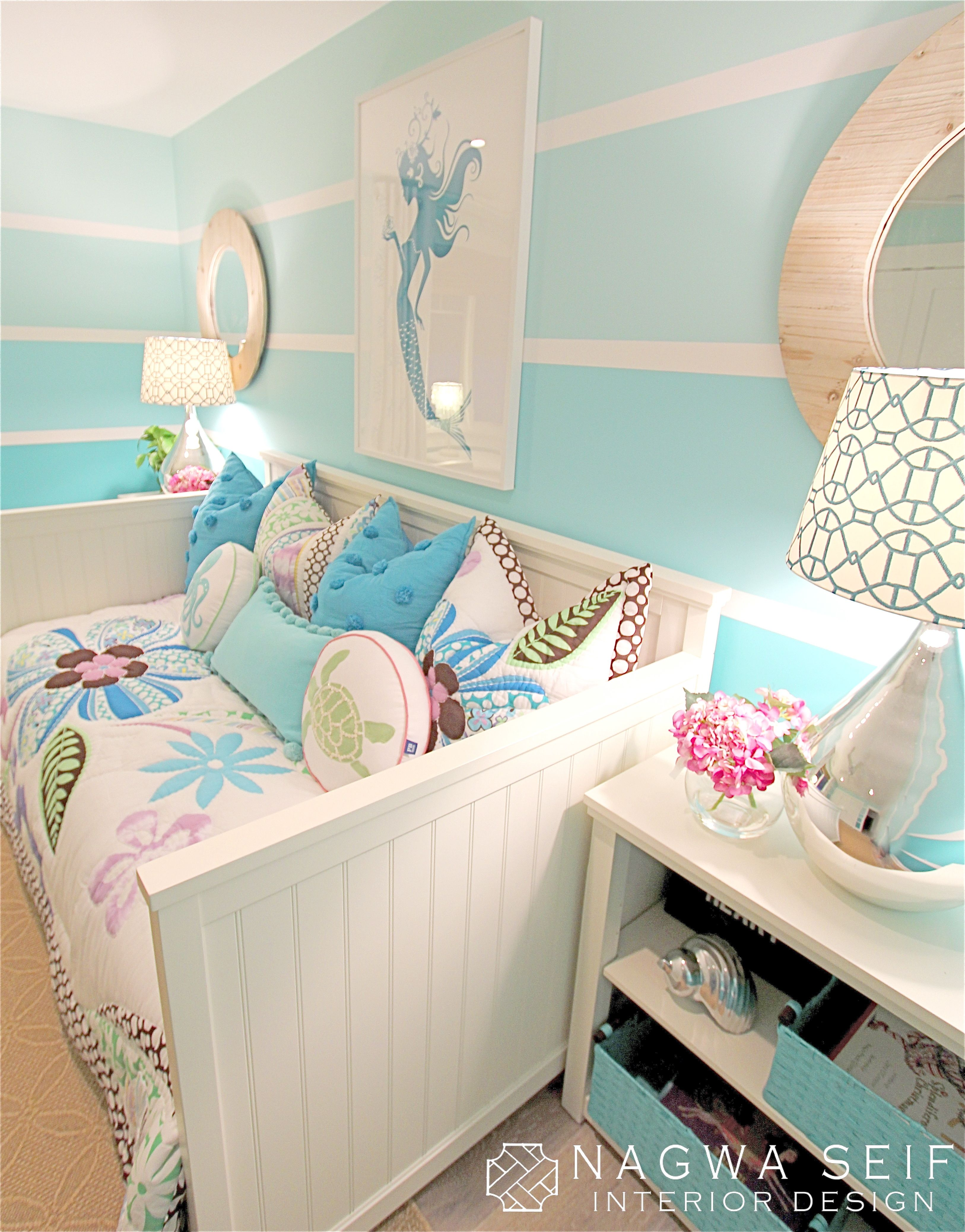 Nsid mermaid bedroom harperus room pinterest mermaid bedroom