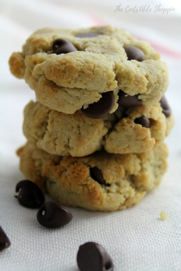 A Rich And Delicious Gluten Free Chocolate Chip Cookie That S