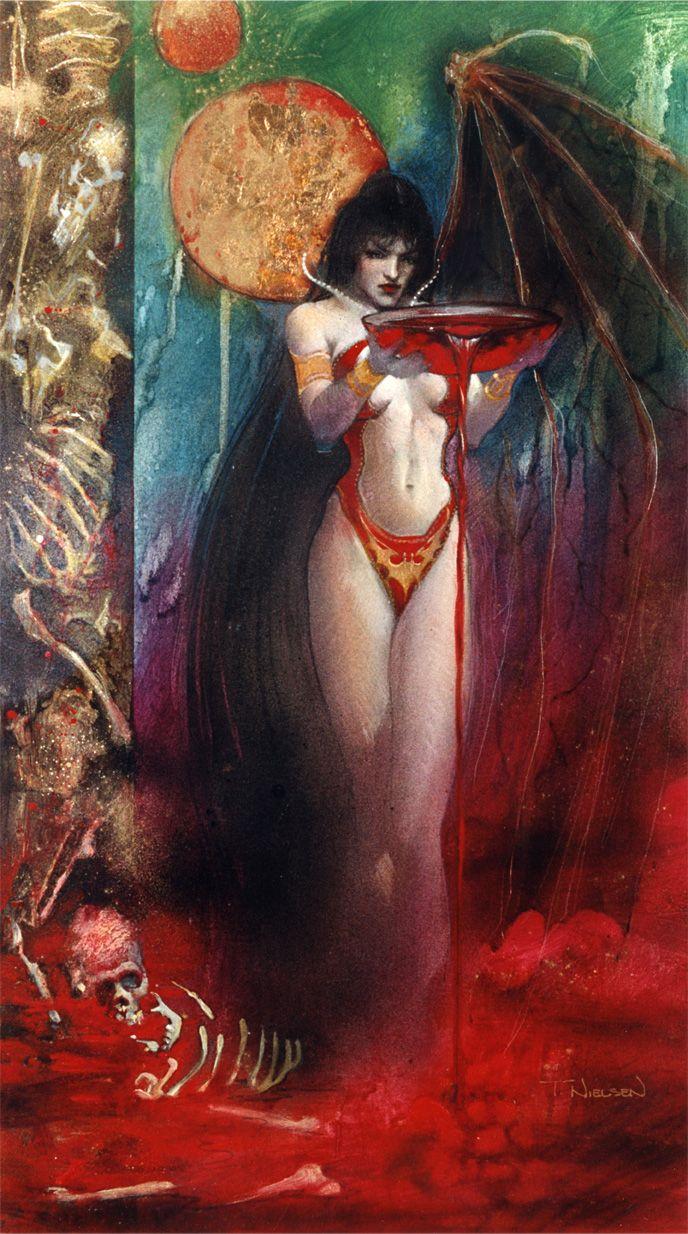 Vampirella by Terese Nielsen