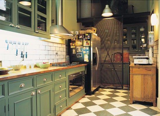 revistas de muebles de cocina