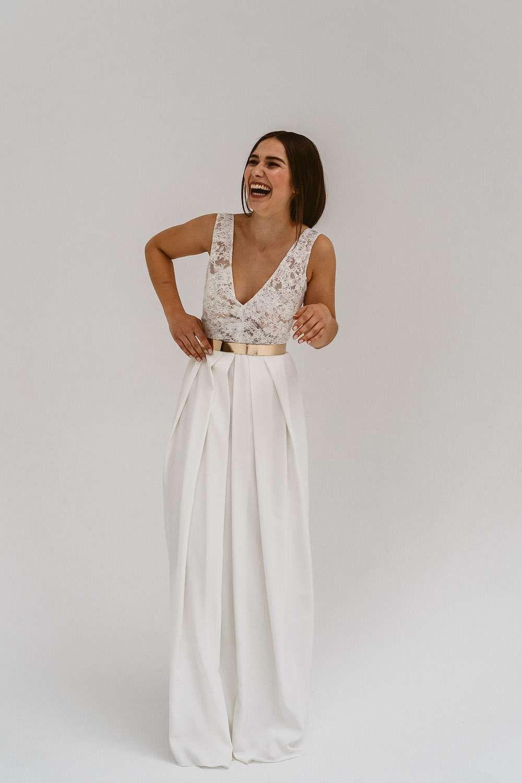 Brautmode im Boho-Stil: Die neue Kollektion von Victoria Rüsche