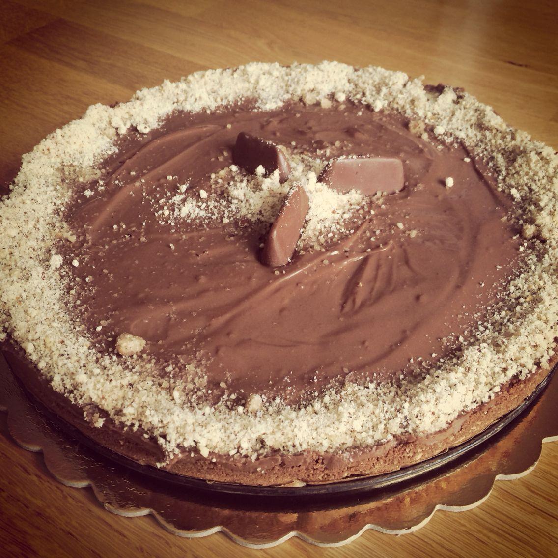 italienische rezepte - nutella cheesecake   italienische küche