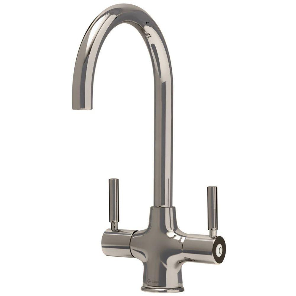 Caple Washington Brushed Nickel Kitchen Sink Mixer Tap Was3 Bn