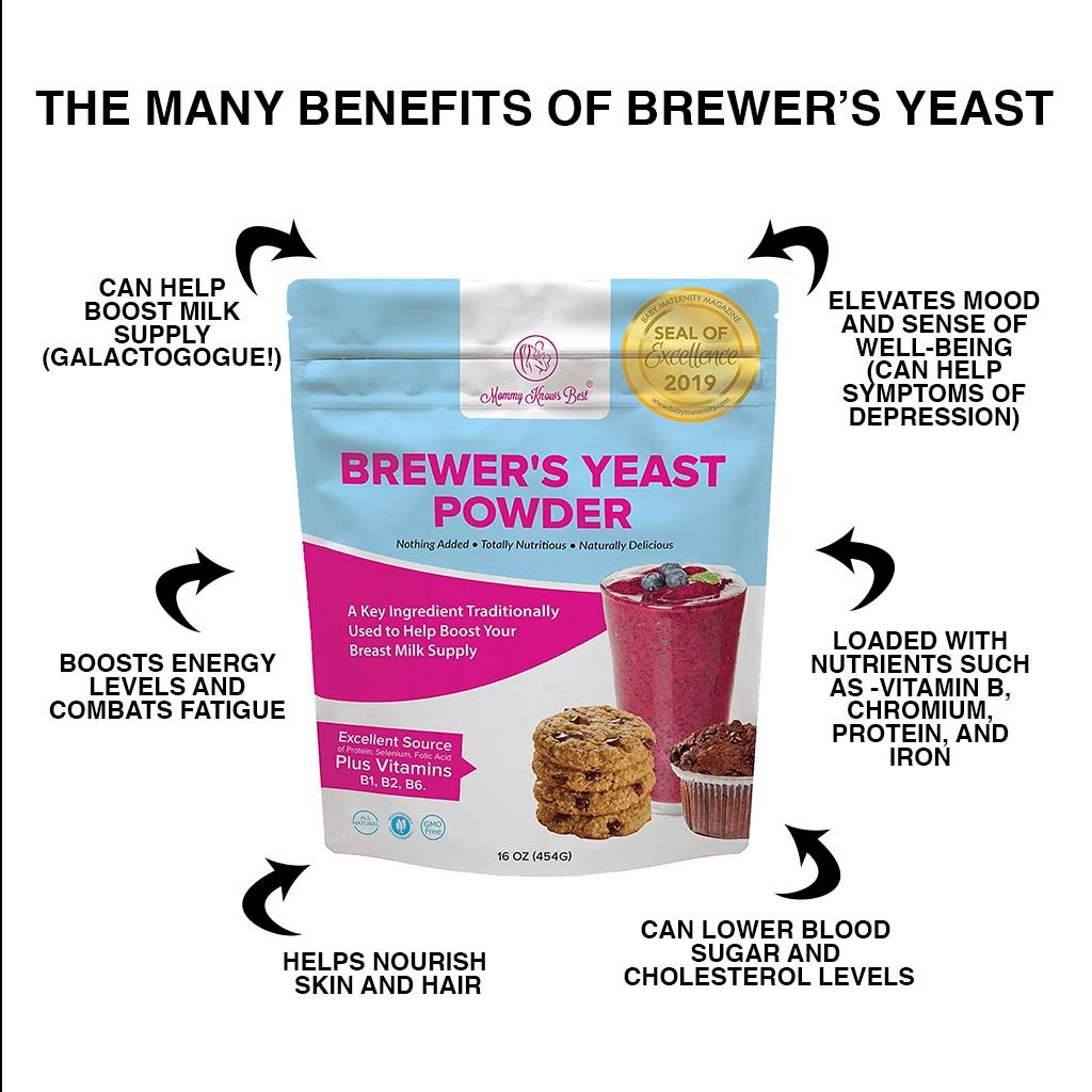 Resharing Because These Benefits Are Just Too Good Comment Below What Are Your Favorite Ways To Use Bre Lactation Cookies Brewers Yeast Boost Milk Supply