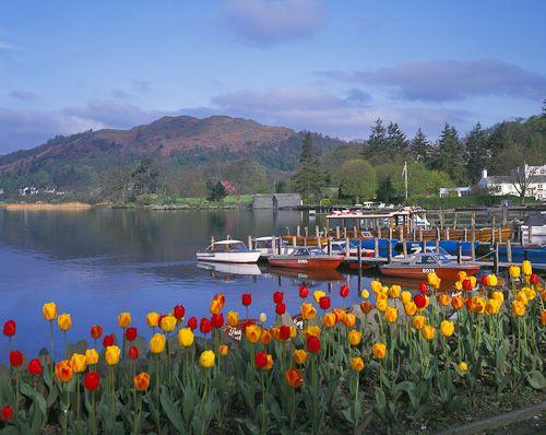 Lake Windermere Lake District Cumbria England Cumbria Lake District Landscape Photography Lake Windermere