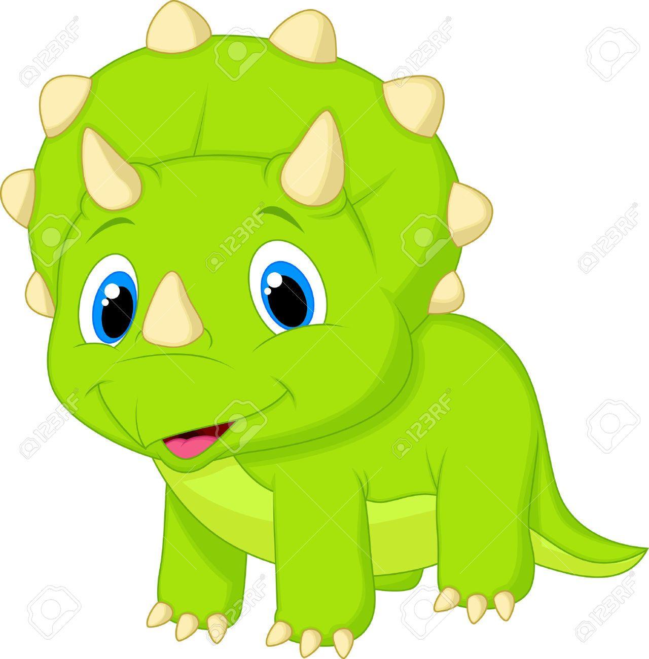 Stock Photo Coss Dinosaurios Dinosaurios Animados Y Dinosaurio