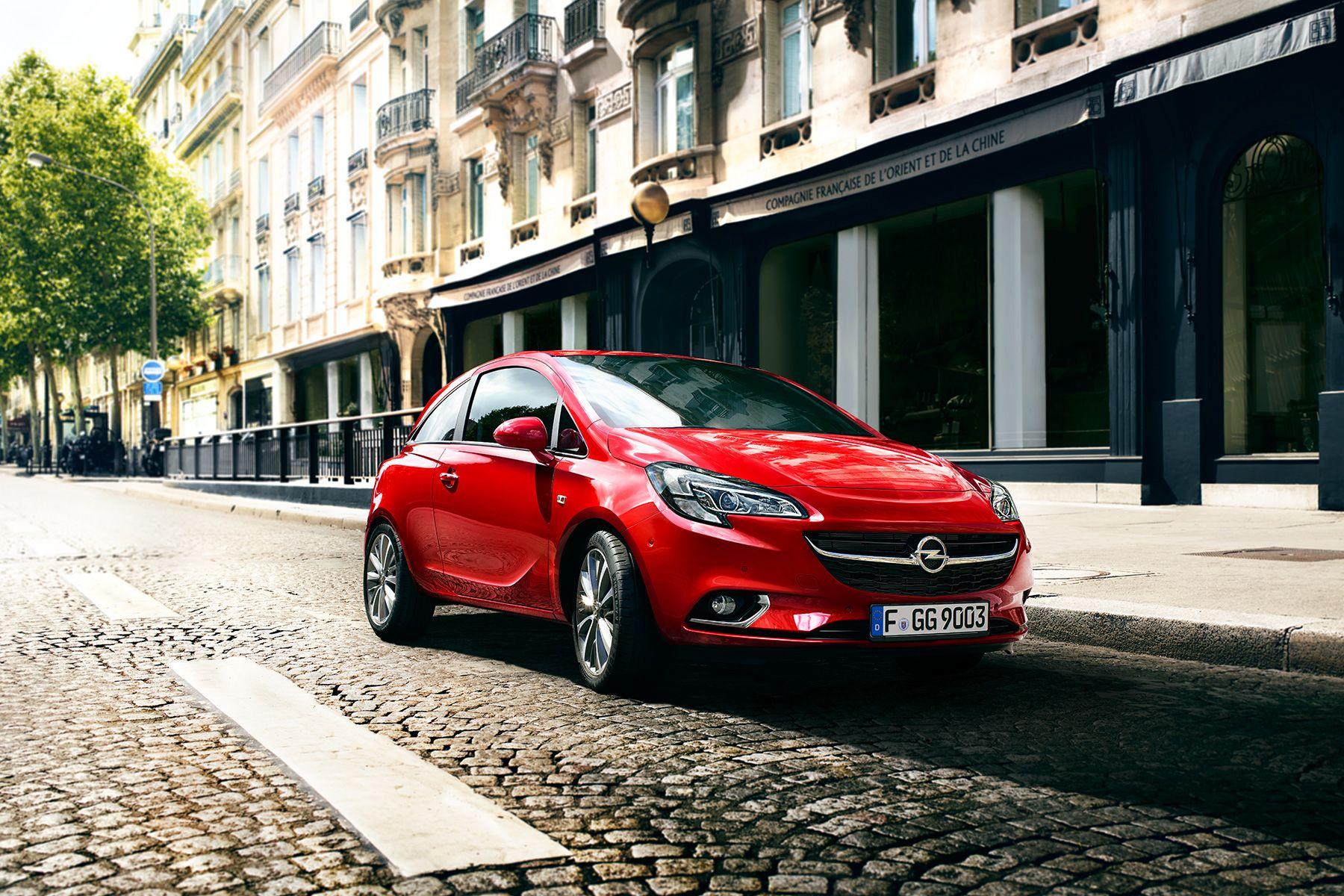 Opel Corsa On Behance