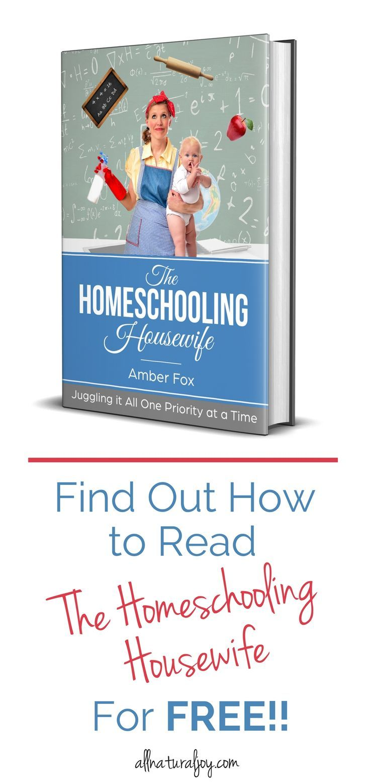 The Homeschooling Housewife | Pinterest | Priorities, Learning and ...