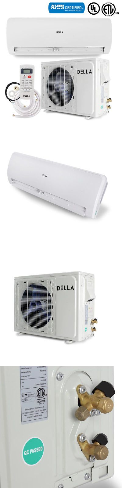 Ductless 12000 Btu 230v Mini Split Air Conditioning Inverter W Heat Pump System Wall Mounted Air Conditioner Heat Pump System Heat Pump