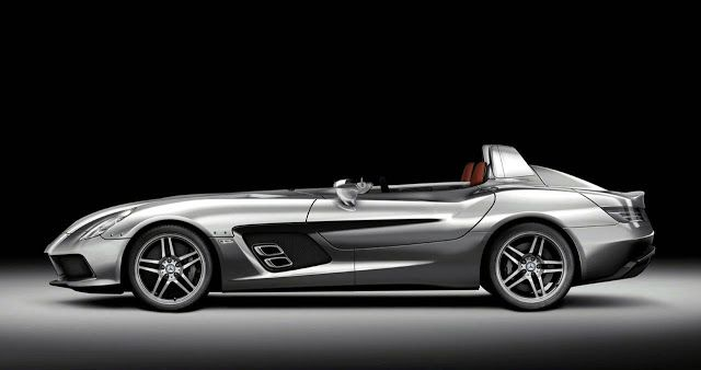 Mercedes Benz Slr Mclaren Stirling Moss With Images Expensive