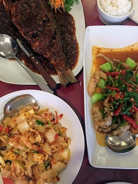 The Sasson Report Eating Out Eating In Bangkok Garden Plus Shopp Eat Asian Restaurants Food