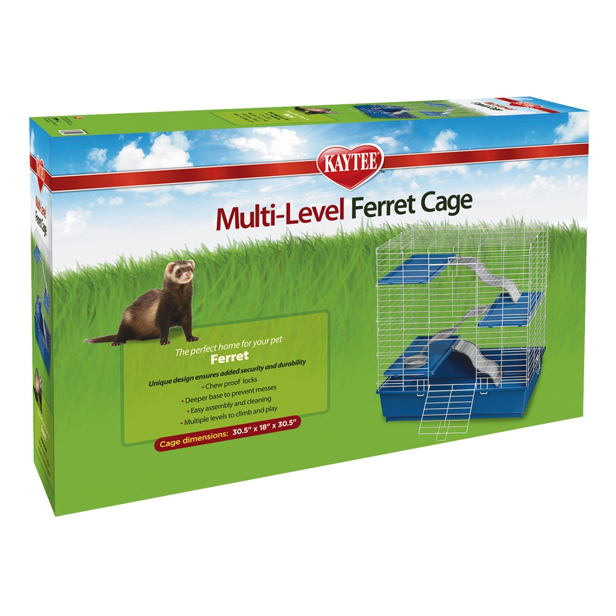 Kaytee Multi Level Ferret Cage Ferret Cage Ferret Pet Ferret