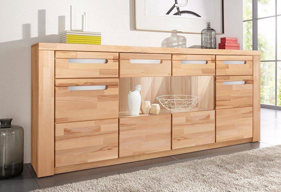 Sideboard 200 Cm Holz