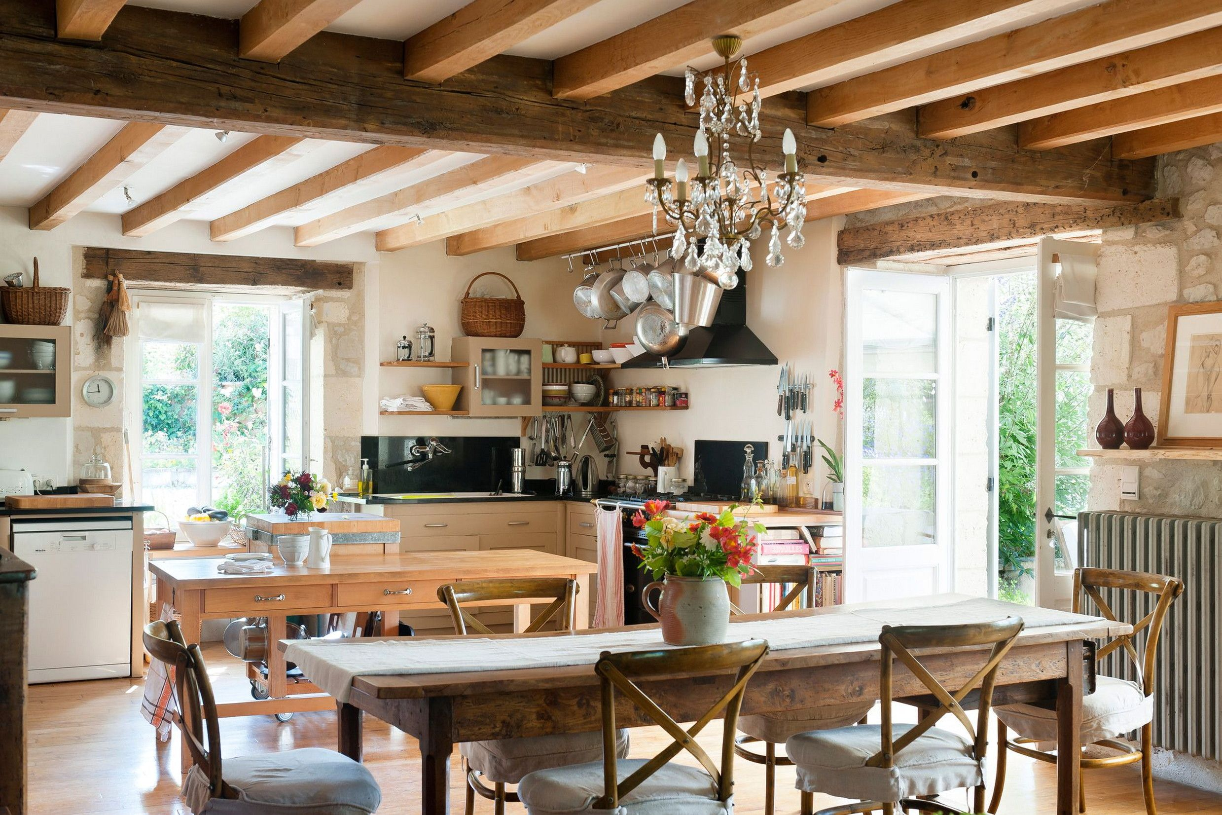 45 best french country kitchens design ideas remodel on a budget french country interiors on kitchen remodel french country id=30784